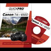 Canon T4i DVD Instructional Training Guide