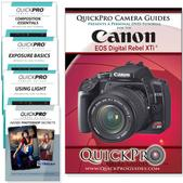 Canon Xti DVD 5 Pack Intermediate Plus Instructional Bundle