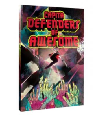 Capita Defender Of Awesome Snowboard DVD