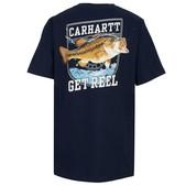 Carhartt Boys' Get Reel Tee