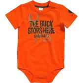 Carhartt Buck Stops Here Bodyshirt - Infant Boys'