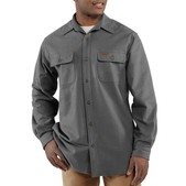 Carhartt Chamois Long-Sleeve Shirt