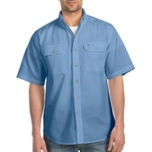 Carhartt Fort Solid Short-Sleeve Shirt - Discontinued Pricing