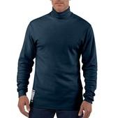 Carhartt Men's Flame-Resistant Force Cotton Long Sleeve Mock Turtleneck