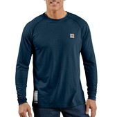 Carhartt Men's Flame-Resistant Force Long-Sleeve T-Shirt
