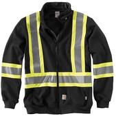 Carhartt Men's FR Striped Klondike Sweatshirt