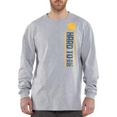 Carhartt Men's Graphic Heard to Wear Out Long-Sleeve T-Shirt - Discontinued Pricing