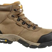 Carhartt Men's Lightweight Bal Waterproof Work Hiker Non Safety Toe