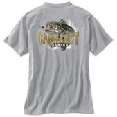 Carhartt Men's Maddock Graphic Hooked Short Sleeve T-Shirt