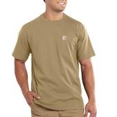 Carhartt Men's Maddock Pocket Short-Sleeve T-Shirt - Discontinued Pricing