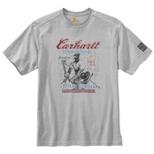 Carhartt Men's Outworking Them All Short Sleeve T-Shirt