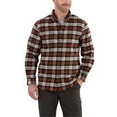 Carhartt Men's Trumbull Plaid Shirt