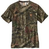 Carhartt Men's WorkCamo Short-Sleeve T-Shirt