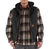Carhartt Sandstone Hooded Active Vest