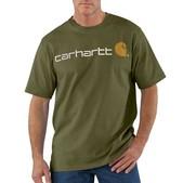 Carhartt Signature Logo Short-Sleeve T-Shirt - Discontinued Pricing