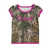 Carhartt Toddler Girls' Realtree Xtra Tee