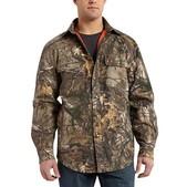 Carhartt Wexford Camo Shirt Jacket - Men's