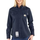 Carhartt Women's Flame-Resistant Twill Shirt