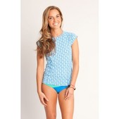 Carve Designs - Belles Beach Rash Guard