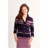 Carve Designs Sumner Fairisle Sweater for Women