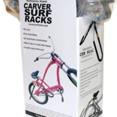 Carver Surf Racks CSR Max Surfboard Bike Racks