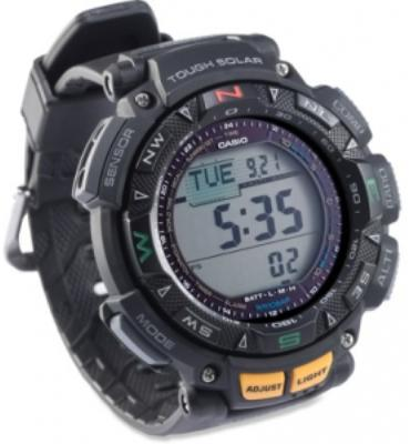 Casio Pathfinder PAG240-1 Multifunction Watch