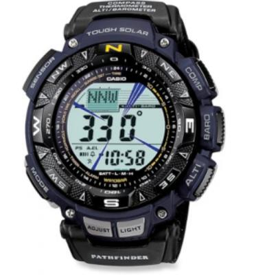 Casio Pathfinder PAG240B-2 Multifunction Watch