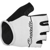 Castelli Dolcissima Cycling Glove - Women's Size S Color White/Black