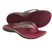 Chaco Fathom Sandals - Flip-Flops (For Women)