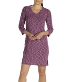 Chica Cool 3/4 Sleeve Dress Womens