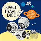 Chronicle Books Space Travel Dice
