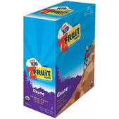 Clif Bar Kids ZFruit: Grape Box of 18