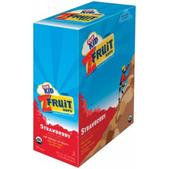 Clif Bar Kids ZFruit: Strawberry Box of 18