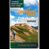 CMC Press The Colorado Trail Databook - 5th Edition