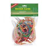 Coghlan's Assorted Stretch Cords (12 Piece)