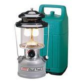 Coleman Premium Dual Fuel Lantern w/Hard Carry Case 3000000945