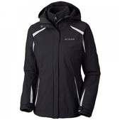 Columbia Blazing Star Interchange Ski Jacket (Women's)