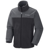 Columbia Boys' Dotswarm Full Zip