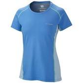 Columbia Freeze Degree III Short Sleeve Womens Shirt