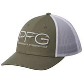 Columbia Men's PFG Mesh Snap Back Ball Cap - Discontinued Pricing