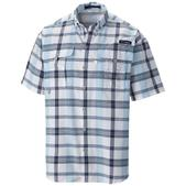 Columbia Mens PFG Super Bahama Short-Sleeve Shirt