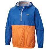 Columbia Men's PFG Terminal Spray Anorak Blue