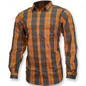 Columbia Mens Utilizer Plaid Long Sleeve Shirt (UTILIZER PLAID, M)
