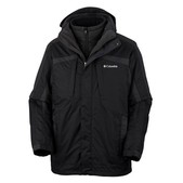 Columbia Sportswear Men's Whirlibird Insulated Parka - Plus Size