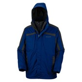 Columbia Sportswear Men's Whirlibird Insulated Systems Parka