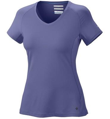 Columbia Sportswear Total Zero Shirt - UPF 50, V-Neck, Short Sleeve (For Women)