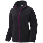 Columbia Women's Benton Springs Full Zip - Discontinued Pricing