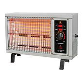 Comfort Zone Deluxe Electric Radiant Heater