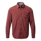 Craghoppers Nosilife Todd Long Sleeve Mens Shirt
