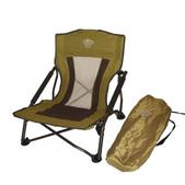 Crazy Creek Crazy Legs Quad Beach/Festival Chair Olive 6350-051